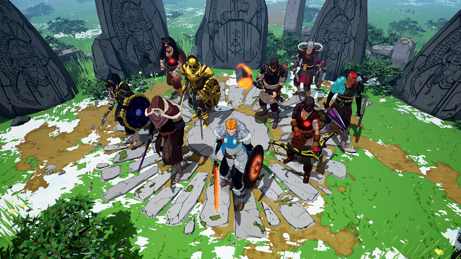 Gearbox Publishing and Norsfell's Tribes of Midgard Announce July 27 Launch