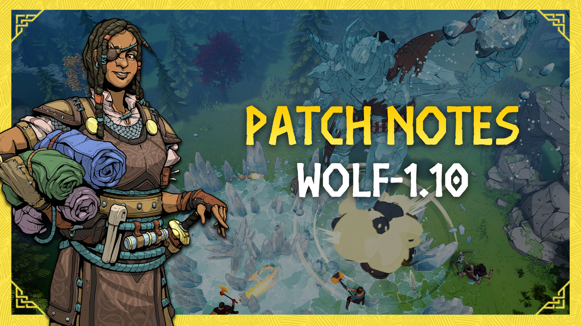 Update Notes: Wolf-1.10