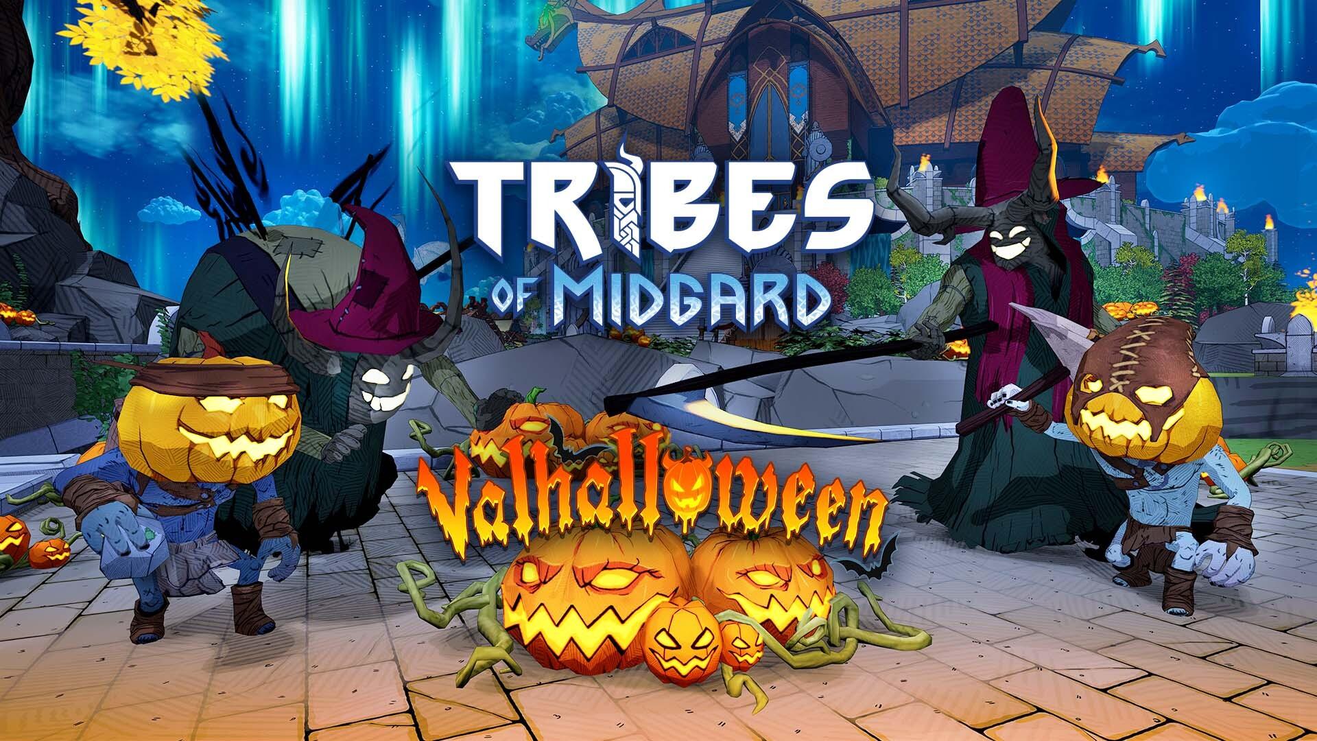 The Valhalloween Event has begun!