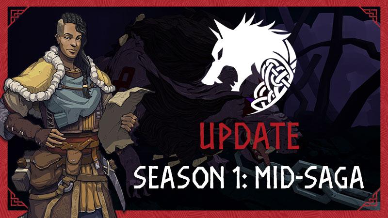 Mid-Season 1: The Wolf Saga is LIVE!